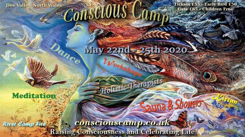 conscious camp 2020 May